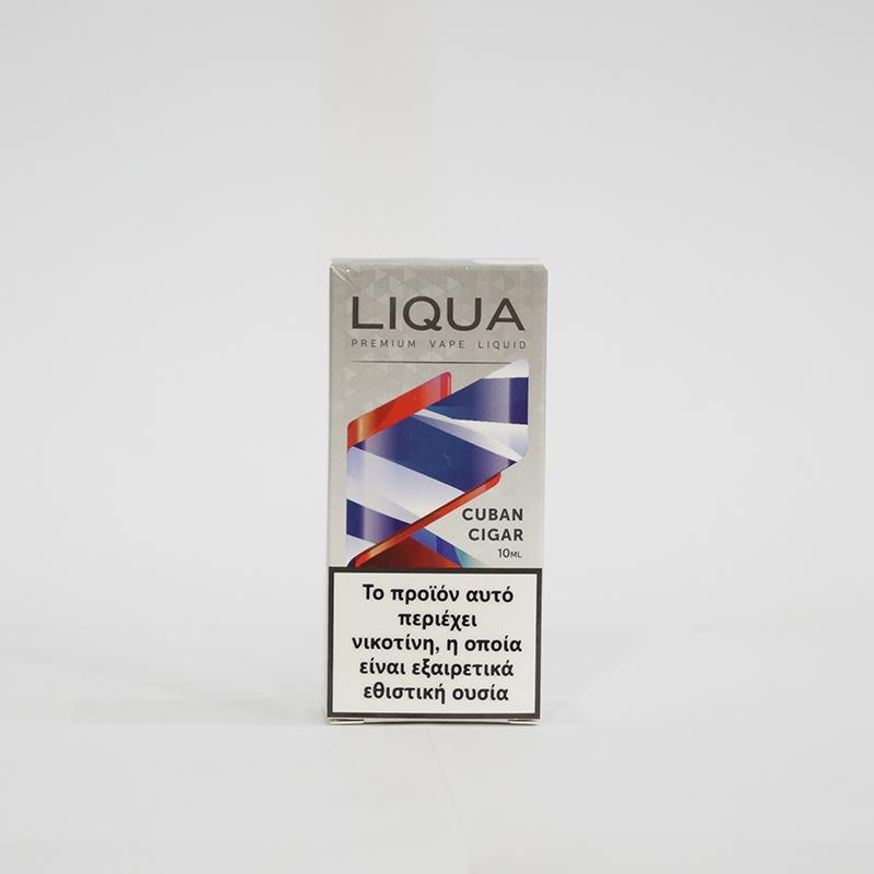 Liqua Cuban Cigar  - Liqua Cuban Cigar