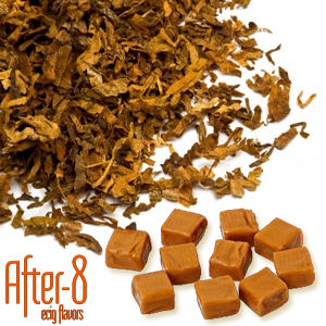 Smokey caramel 300x300 - After 8 Άρωμα Smokey Caramel