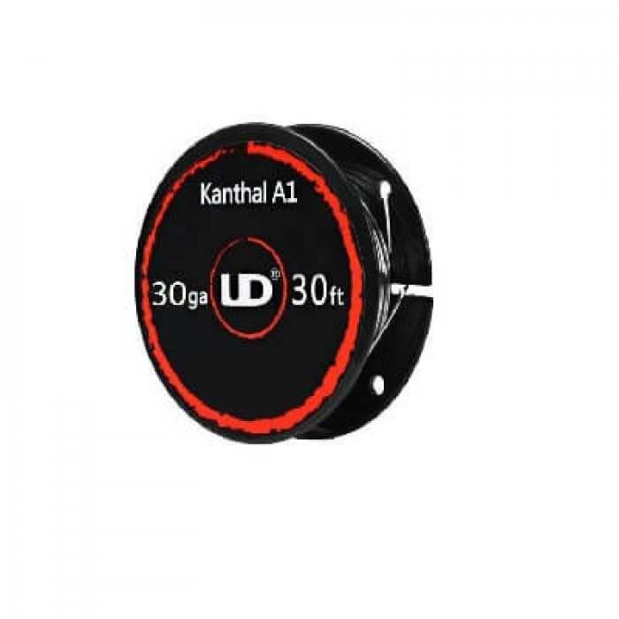 UD Kanthal 0.25a 700x700 - UD Σύρμα Kanthal 30ft