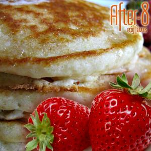 p 4430 p 4428 Creamy Strawberry pancake - After 8 Άρωμα Creamy Strawberry Pancakes