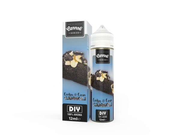 12ml.363 grande - One Hit Cookies & Cream Canoli