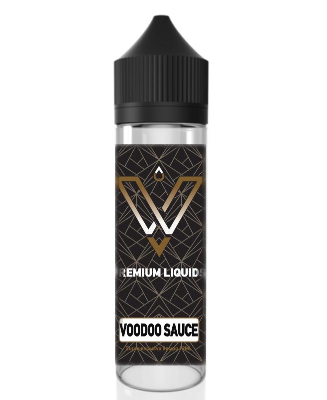 voodoo sause 60ml vnv liquids - VnV Liquids Voodoo Sauce 12ml (60ML)