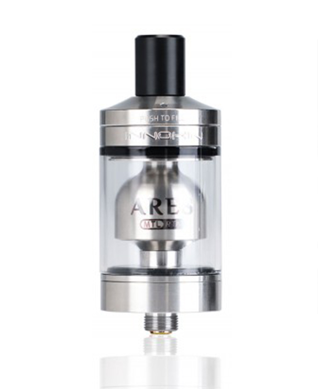 Ares MTL RTA 24mm by Innokin vapexperts silver - Ares MTL RTA 24mm by Innokin