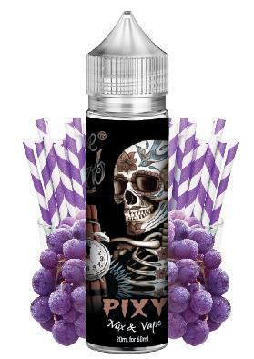 pixy grapes 2048x@2x - Timebomb Pixy - Sweet Grape - Mix & Vape 60ml