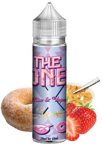 the one donut 1 2048x@2x 2 - Beard Vape – The One – Strawberry Donut Cereal 60ML