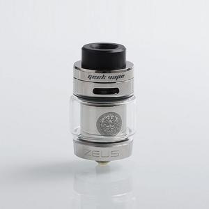zeus dual v3 bubble polished silver 300x300 - Geekvape Zeus RTA