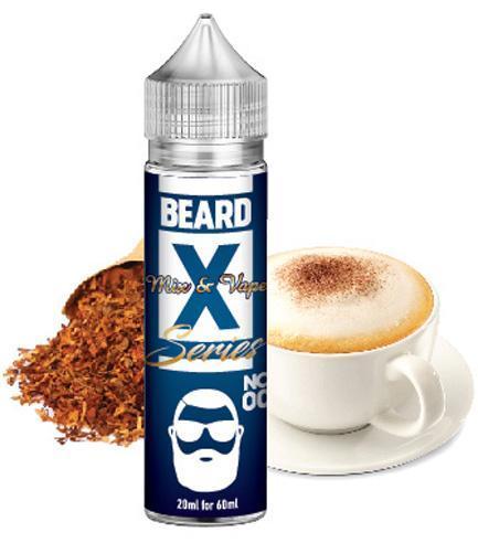 x00 2048x@2x - Beard X Vape No00 Shake n Vape 60m