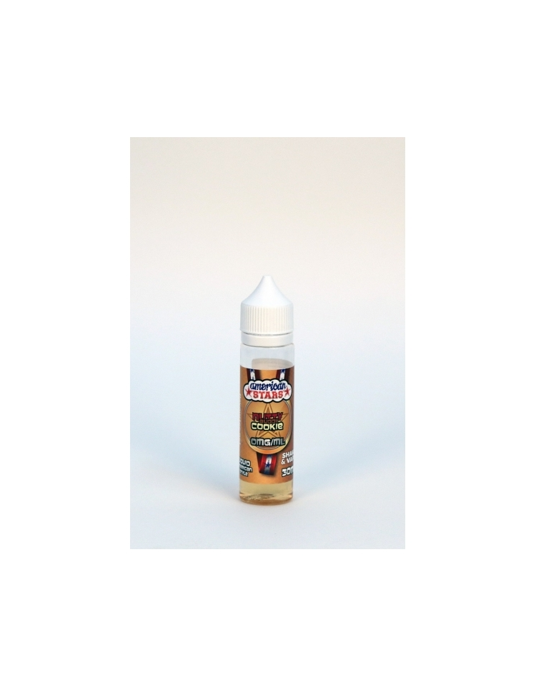 american stars mix and vape nutty buddy cookie - American Stars Mix and Vape Nutty Buddy Cookie