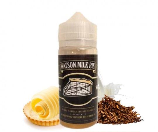 eliquide watson milk pie 80 ml - Opmh Mix And Vape Watson Milk Pie 100ml