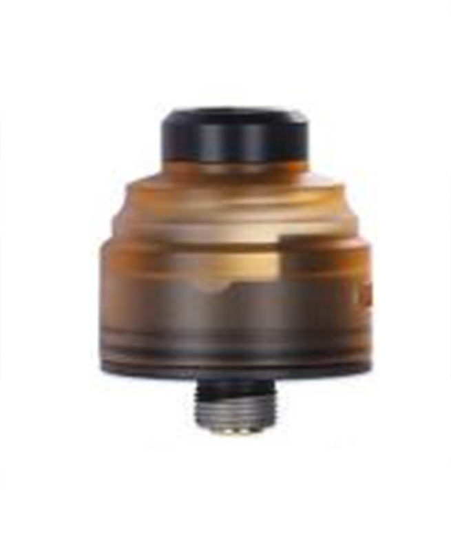 gr1 gas mods bf 22mm vapexperts amber - GR1 RDA 22mm by Gas Mods