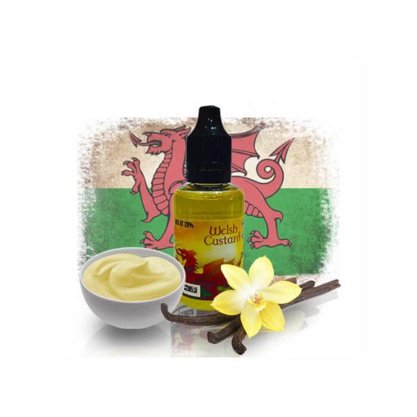 CHEFS FLAVOUR WELSH CUSTARD 600x600 - Chefs Flavours – Welsh Custard 30ml