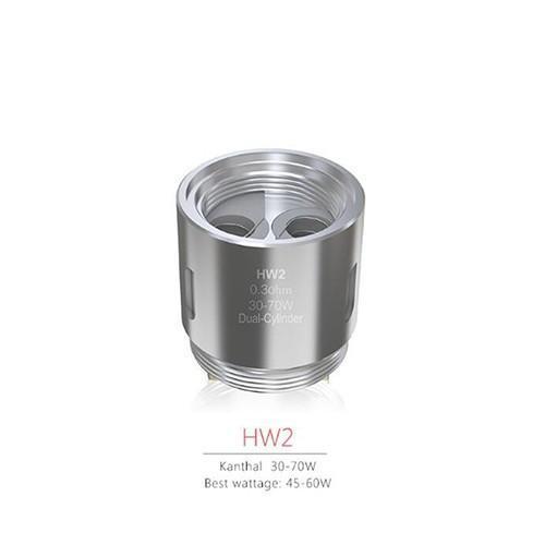 Eleaf HW1 HW2 Coil Head 3 grande 03fe17a4 612b 4805 b975 d37712d9ca3c - Eleaf HW2 Dual Cylinder 0.3ohm