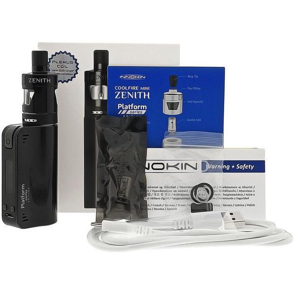 Innokin Coolfire Mini 21 1024x1024 71355b57 8938 402b 9a4a 3f09d8261828 grande - Innokin CoolFire Mini Zenith D22 Kit