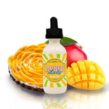 dinner lady mango - Dinner Lady Mango Tart 50ml for 60ml