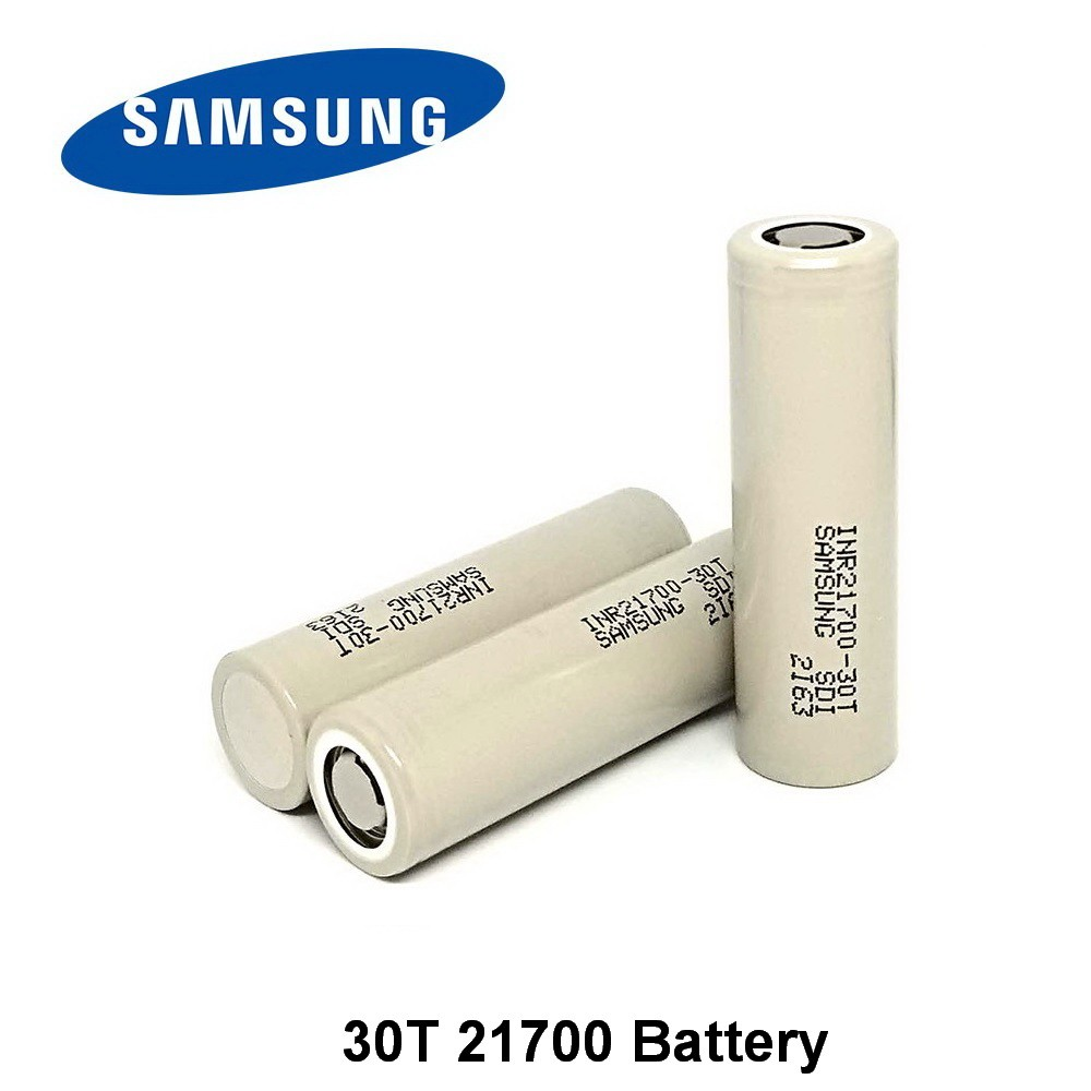 samsung 30t 21700 3000mah 35a battery - Μπαταρια Samsung INR21700-30T 3000mAh – 35A
