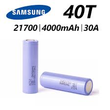 samsung 40t 21700 4000mah 30a battery - Μπαταρια Samsung INR21700-40T 4000mAh – 30A
