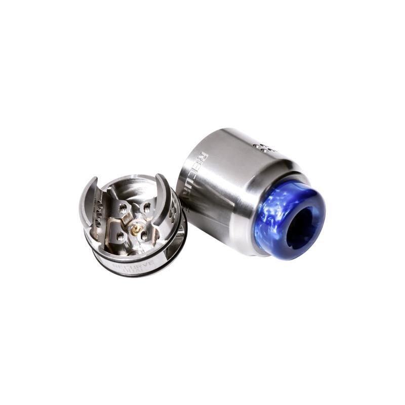 beee - Ατμοποιητής επισκευάσιμος Wotofo Recurve Dual RDA 24mm 2ml - 1τμχ