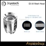 geniuns exceed grip coils ex m mesh coil 150x150 - Joyetech EX Exceed Coil