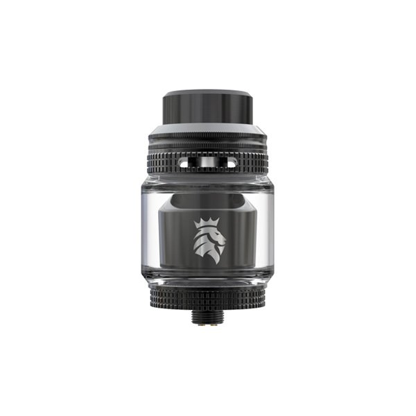 solomon 3 rta 55ml kaees black - Solomon 3 RTA 25mm by Kaees