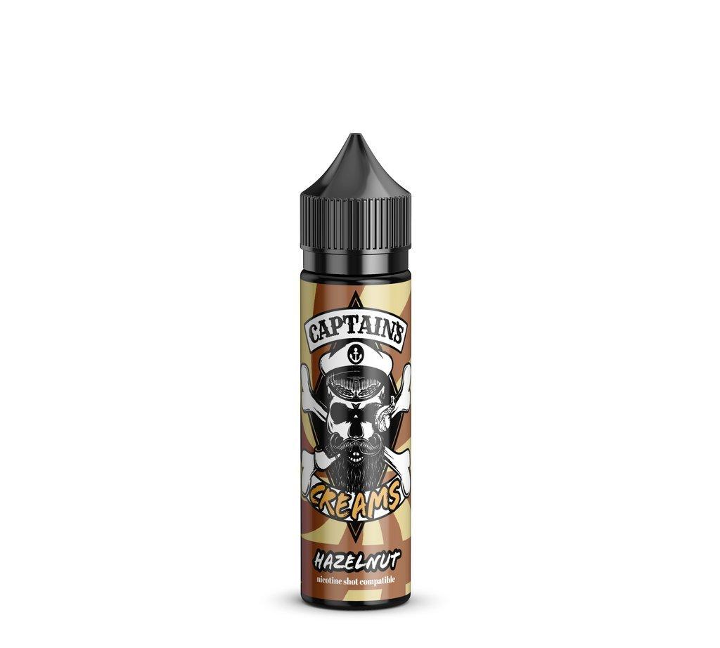 hazelnut 11111 - Captains Creams-Hazelnut