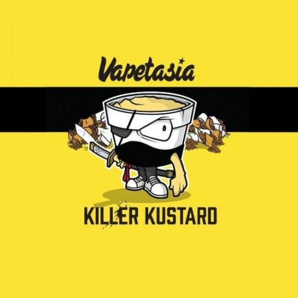 killer kustard vapetasia 600x600 1 - Killer Kustard 20ml (άρωμα) – Vapetasia