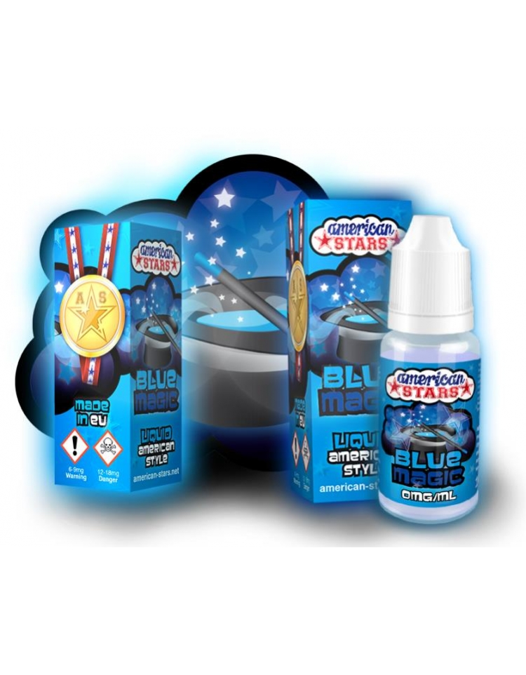 american stars blue magic 10ml - American Stars Blue Magic 10ml